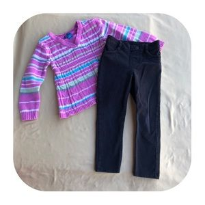 Children's Place outfit girls 3T